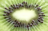 Stock Photo of Kiwi Fruit background