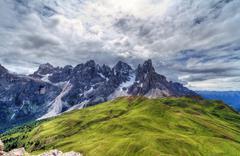 Pale San Martino, HDR Stock Photos