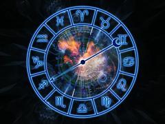 Stock Illustration of Zodiac dial