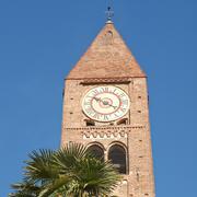 Santa Maria della Stella church, Rivoli Stock Photos