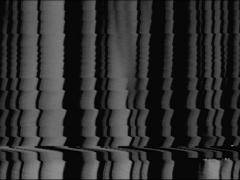 Scratched video tape / film Stock Footage