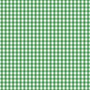 Green Gingham Repeating Pattern Background - stock illustration