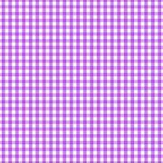 Purple White Gingham Check Pattern Background Stock Illustration
