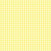 Yellow White Gingham Check Pattern Background Stock Illustration