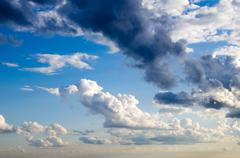Clouds Stock Photos