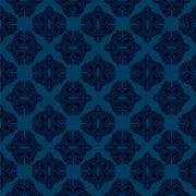 Classic seamless pattern. Stock Illustration