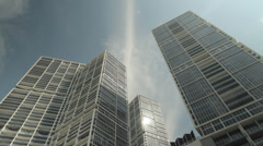 Downtown / Brickell Miami Stock Footage