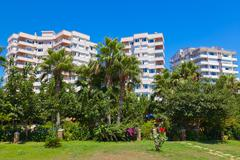 Stock Photo of View to Antalya (Turkey)