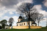 Stock Photo of Baroque church