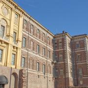 Castello di Rivoli, Italy Stock Photos