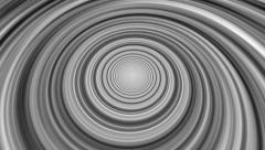 Greyscale Vortex - stock footage