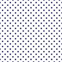 Stock Illustration of White Navy Blue Polka Dot Seamless Background