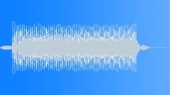 Phone key 6 tone, short - sound effect