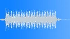 Phone key 7 tone, short - sound effect