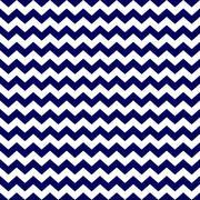 Navy Blue White Chevron Zigzag Seamless Background Stock Illustration