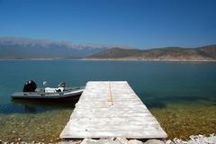 Stock Photo of lake prespa,macedonia