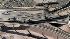 Las Vegas Nevada Freeway Stock Footage