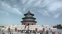 Temple of Heaven Stock Footage