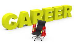 career opportunities - stock illustration