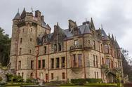 Stock Photo of belfast castle