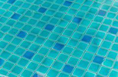 Water ripples of swimming pool Stock Illustration