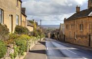 Stock Photo of Bourton-on-the-Hill