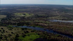 Industrial Rural Texas Dallas Stock Footage