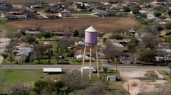 Dallas Texas Rural Town Arkistovideo