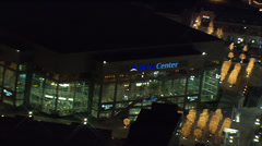Salt Lake City Delta Center Stock Footage
