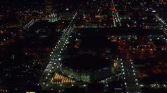 Delta Center Salt Lake City Stock Footage