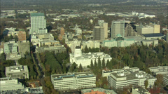Sacramento City Waterways Stock Footage