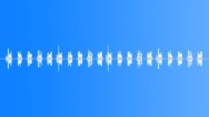 Stock Sound Effects of Digital Text 03