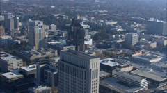 Sacramento Capital Building Stock Footage