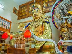 Stock Photo of Shrine in Dharamsala