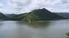 Dos bocas lake utuado-puerto rico Stock Footage
