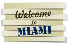 Welcome To Miami Piirros