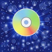 Compact disc Stock Illustration