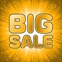Stock Illustration of Big sale message. EPS 8