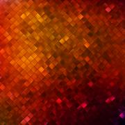 Pink glitters on a soft blurred background. EPS 10 Stock Illustration
