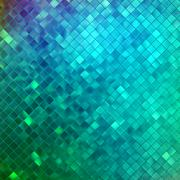 Stock Illustration of Glitters on blurred with smooth highlights. EPS 10