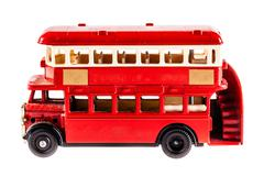 Red bus Kuvituskuvat
