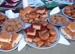 Gourmet food Stock Photos