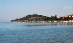 Lake ohrid,macedonia Stock Photos