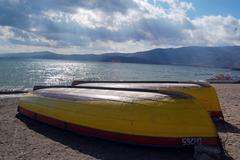 Stock Photo of lake ohrid,macedonia
