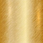 Vector abstract metallic gold background - stock illustration