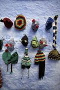 Stock Photo of Handicraft in Chefchaouen