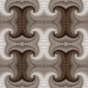 Stock Illustration of Abstract Baroque Seamless Pattern