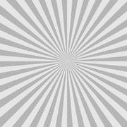 Stock Illustration of Abstract Background. Starburst, Halftone