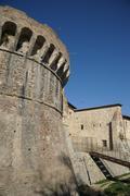 Porta Nova (Colle di Valdelsa) - stock photo