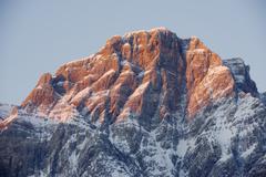 pyrenees - stock photo